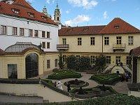 Vrtba Gardens in Prague's Lesser Town, photo: Juan de Vojníkov, CC BY-SA 3.0 Unported