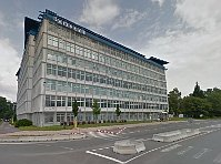 Foxconn Pardubice (Foto: Google Street View)
