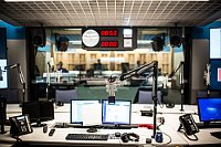 NPR studio, photo: Stephen Voss / NPR