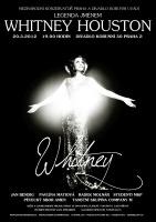 Pozvánka na koncert Legenda Whitney Houston (Zdroj: www.divadlokorunni.cz)
