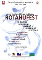 Rotahufest 2015 (Zdroj: Oblastní charita Ústí nad Labem)
