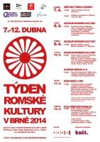 Pozvánka na Týden romské kultury