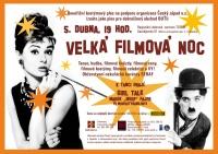 Pozvánka na Vekou filmovou noc (Zdroj: Český západ)