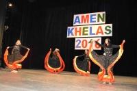 Taneční soutěž Amen Khelas - My tančíme 2016 (Foto: Oblastní charita Jihlava, jihlava.charita.cz)