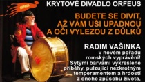 Pozvánka na premiéru pásma Budete se divit, až vám uši upadnou a oči vylezou z důlků (Foto: www.orfeus.cz)