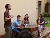 Diskuze s Kateřinou Tučkovou (Foto: František Zemek)