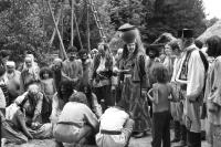 Bojar se chystá potrestat otroka Carfina (Foto: Silviu Gheţie)