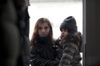 Klaudia Dudová ve filmu Cesta ven