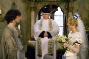 Dilino a princezna při svatbě (Foto: Česká televize)