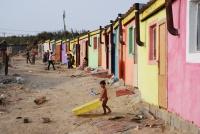 Nové domečky v osadě Huncovce (Foto: Media Film)