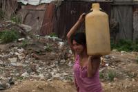 Vodu si Romové nosí z potoka (Foto: Media Film)