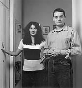 Jana a Vladimír Horváthovi (Foto: Chad Evans Wyatt)