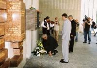 Památný den romského holocaustu v Banské Bystrici (Foto: In minorita, www.romaholocaust.sk)