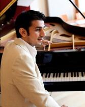 Klavírista a hudební skladatel Adrian Gaspar (Foto: www.adriangaspar.at)
