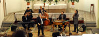 Roby Lakatos při koncertu v Ostravě (Foto: Ivan Korč)