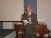 Prezentace knihy vzpomínek a korespondence Rinalda Oláha (Foto: www.slovakemb.cz)