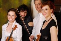 Škampovo kvarteto (Foto: kelarova.com)