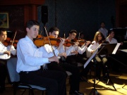 Žáci hudební školy Talentum (Foto: www.rajko.hu)