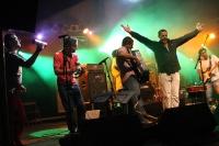 Terne čhave na festivalu Sziget (Foto: Archiv skupiny Terne čhave)