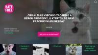 Web HateFree.cz (Zdroj: HateFree.cz)