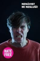 Kampaň Nenávist ti nesluší (Foto: HateFree.cz)