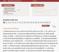 Nový zákon v romštině na webu Biblia.sk