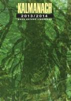 Kalmanach 2013-2014 (Zdroj: Kruh autorů liberecka)
