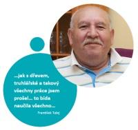 František Tulej (Foto: Projekt O leperiben)
