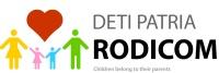 Logo projektu Deti patria rodičom (Zdroj: www.detipatriarodicom.sk)