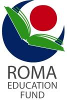 Logo Romského vzdělávacího fondu