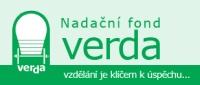 Logo Nadačního fond Verda (Zdroj: www.verda.me)