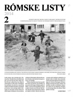 Druhé číslo Rómskych listov (Zdroj: Rómske mediálne centrum)