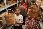 Děti se seznamují s romskými řemesly