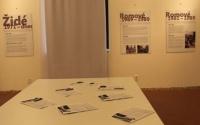 Výstava Proti rasismu v Muzeu romské kultury v Brně (Foto: Muzeum romské kultury)