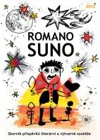 Obálka sborníku ze soutěže Romano suno 2013