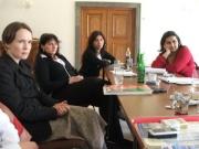 Politický výcvik romských žen (Foto: www.athinganoi.cz)