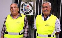 Bratři Karel a Belo Rusnákovi jsou polovinou romských asistentů orlovských strážníků (Foto: Nataša Cibulková)