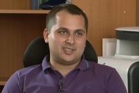 Martin Bajger (Foto: Česká televize)