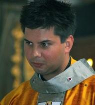 Pater Vojtěch Vágai (Foto: Lukáš Vágai, zdroj: Archiv Vojtěcha Vágaie)