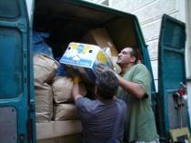 Nakládání odpadu (Foto: www.odpady-likvidace.cz)