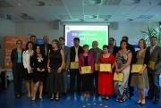 Noví držitelé certifikátu Ethnic Friendly zaměstnavatel (Foto: Kateřina Čopjaková, Romea)