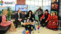 Z pořadu I já jsem se narodil v Rumunsku  (Foto: Naţional TV, www.nationaltv.ro)