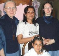 Malé sestry Ježíšovy mezi Romy z Brezna (Foto: www.male-sestry-jezisove.sk)