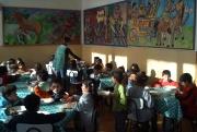 Jídelna v základní škole