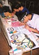 Výtvarná výchova na základní škole