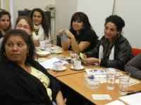 Politický výcvik pro romské ženy (Foto: Slovo 21)