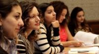 Devět romských vysokoškolských studentek z celé republiky dorazilo do Prahy na politický výcvik (Foto: Slovo 21)