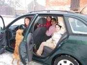 Nový automobil bude využíván například na dovážení dětí na doučování