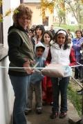 Slavnostní otevření textilní a keramické dílny (Foto: Eva Haunerová)
