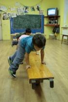 Předškolní příprava v romském středisku Drom